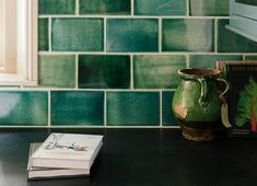 Interior furniture and home products handmade by devol. Green Kitchen, Kitchen Colors, Rustic Kitchen, Kitchen Decor, Kitchen Ideas, Hampshire, Electrical Fixtures, Devol Kitchens, Traditional Tile