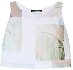 Love this: Fiore Di Cactus Crop Top @Lyst