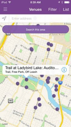 Pet Parent App - find parks, venues that allow pets, trail ratings, etc....I downloaded for free on 4-1-14