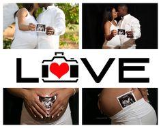 Maternity - African American, Sonogram Pics, Pregnancy Photos