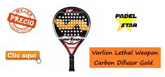 Opinión VARLION LETHAL WEAPON CARBON DIFUSOR GOLD