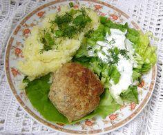W Mojej Kuchni Lubię.. : mielony wieprzowo-wołowy na obiad...