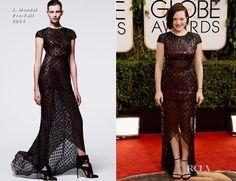 Elisabeth Moss In J.Mendel - 2014 Golden Globe AwardsElisabeth Moss attended the 2014 Golden Globe Awards on Sunday (January 12) in Beverly Hills,…View Post