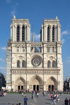 Coming soon...Notre Dame Cathedral