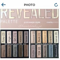 Coastal Scents Revealed Smoky palette is a dupe for Urban Decay Naked smoky Beauty Dupes, Beauty Makeup, Eye Makeup, Beauty Hacks, Makeup Is Life, I Love Makeup, Cruelty Free Makeup Dupes, Revealed Palette, Expensive Makeup