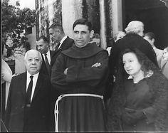 Leopoldo Cárdenas Reyes, Fray Domingo Muñoz y Paulita Castellanos de C.
