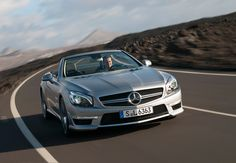 new Mercedes SL