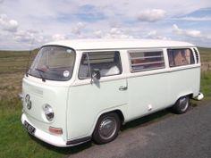 RARE TIN TOP 1971 vw t2 left hand drive camper van tax exmpt 12 MTHS MOT