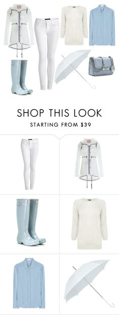 """""""2015/1238"""" by dimceandovski on Polyvore featuring J Brand, Hunter, Warehouse, Yves Saint Laurent, Fulton and Nicole Miller"""