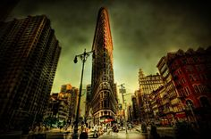 Flatiron Building - 30 Incredible HDR Photos of New York City