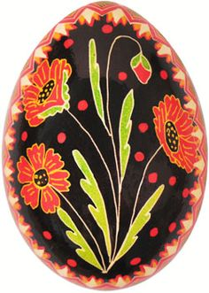 Lovely Floral Egg Worth any price asked! The skill it takes to produce these beauties is unbelievable. Cute Easter Bunny, Happy Easter, Alcohol Ink Glass, Easter Egg Designs, Ukrainian Easter Eggs, Egg Art, Egg Decorating, Tole Painting, Felt Ornaments
