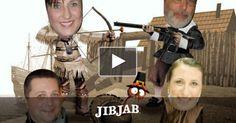 jibjab halloween monster rap