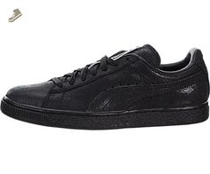 d110c0cd9aa2 PUMA Women s Suede Classic + Matte   Shine Sneaker Black 6.5 M - Puma  sneakers for women ( Amazon Partner-Link)