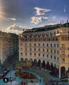 Thessaloniki Macedonia, Thessaloniki, Nymph, Destruction, Ghosts, Places To Visit, Journey, Country, City