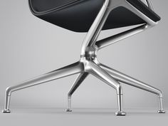 RAY | Swivel task chair By Brunner
