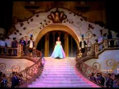 CINDERELLA  (1997) -  The Wonderful World of Disney & Whitney Houston's production.  Starring Brandy, Jason Alexander, Victor Garber, Whoopi Goldberg, Whitney Houston & Bernadette Peters,