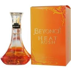 Beyonce Heat Rush Perfume by Beyonce 3.4oz  My favorite that I had