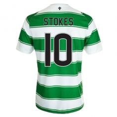 Genuine Nike Junior Kids Celtic Home Jersey 2012-2013 13-15 Years Professional Design Size
