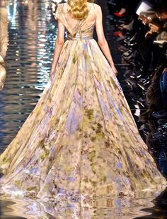 Elie Saab couture - Spring/Summer, 2010