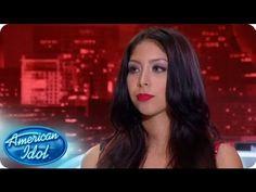 TV BREAKING NEWS Victoria Acosta Auditions - AMERICAN IDOL SEASON 12 - http://tvnews.me/victoria-acosta-auditions-american-idol-season-12/