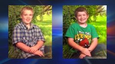 "Details?.....Charges?..    ""Jerett Braunberger, 11, and his seven-year-old brother Izak were said to have last been seen with a woman and her two children, but late Thursday morning, the alert was rescinded after the boys were found."""