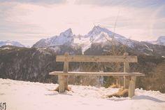 Take a seat Watzmann, Berchtesgadener Land, Deutschland // Germany