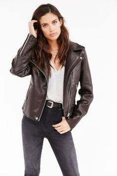 1eeb2df307c7 747 Best Leather Jackets   Blazers images