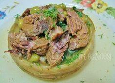 kuzu etli enginar enginar hep zeytinyağlı bir yemek olarak düşünülür. zeytinyağlı enginar, zeytinyağlı enginar dolması v.s. ancak kuzu eti ile pişirildiğinde de muhteşem bir lezzet ortaya çıkıyor. Read more: http://www.mutfakgazetesi.com/2012/05/kuzu-etli-enginar.html#ixzz2wQ9oUFMt
