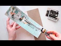 Step-by-step layout tutorial by Elena Morgun - YouTube