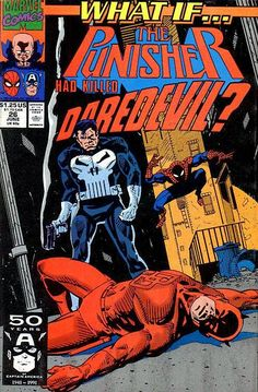 What If the Punisher had killed Daredevil?