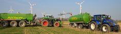 Einsatzbilder vom Saugarm mit Beschleuniger 8 Zoll  Aufgenommen im März 2014 auf dem Schöppingerberg mit der Firma Potthoff.