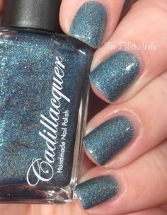 The PolishAholic: Cadillacquer Banshee Collection Swatches & Review