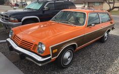 Déjà Vu: 1974 Chevrolet Vega Kammback Estate #Wagons #Chevrolet, #Drivers - https://barnfinds.com/deja-vu-1974-chevrolet-vega-kammback-estate/