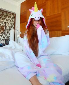 Unicórnio é muito fofo né. Unicórnio + tumblr = Foto cute 🦄🦄🦄🦄 Baby Costumes, Halloween Costumes For Kids, Costumes For Women, Cute Pajama Sets, Cute Pajamas, Lazy Day Outfits, Cute Outfits, Pokemon Costumes, Unicorn Fashion
