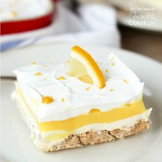 This Lemon Lush dessert recipe is perfect for your Spring or Summer picnics and gatherings. This easy one-pan dessert will be a crowd favorite!