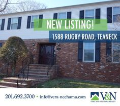 #NewListing! Don't miss this one of a kind custom home elegant 1st floor with true chefs kitchen and generous breakfast area. 5 bedrooms on second level including master suite and an additional ensuite bedroom/bath.  Contact V & N Realty - 201-692-3700 or visit us at www.vera-nechama.com  More Listings. More Experience. More Sales. #teaneck #bergenfield #newmilford #realestate #veranechamarealty #njrealestate #realtor #homesforsale - http://ift.tt/1QGcNEj