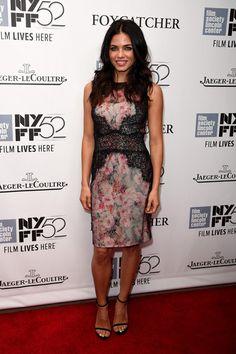 Jenna Dewan-Tatum Halter Dress - Jenna Dewan-Tatum Looks - StyleBistro