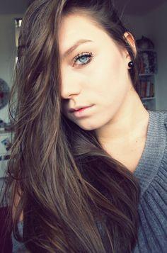 blue #eyes #hair #girl #hungary