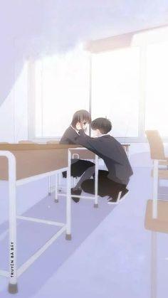Anime Couples Drawings, Anime Couples Manga, Cute Anime Couples, Anime Cupples, Anime Life, Kawaii Anime, Anime Couple Love, Manga Couple, Charlotte Anime