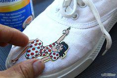 mod podge sneakers - Google'da Ara