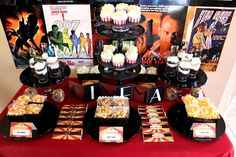 Party Plan-It Designs: Father's Day Movie Night Celebration