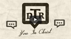 Sunday's message is now online. New series started today! / You in Christ - Matthew 11:28-30
