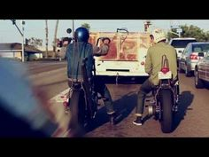 ▶ The Cycle Zombies & Born Free - by Mark Choiniere - YouTube