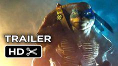 Go Ninja Go Ninja Go!  1st Full Trailer for 'Teenage Mutant Ninja Turtles'.