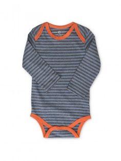 Organic Baby Boys Madison Bodysuit