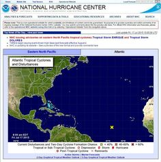 After developing over several days, a hurricane or tropical storm is on a path to affect you or somewhere you care about.