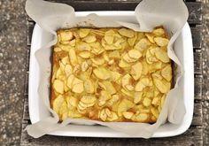 Neviditelný jablečný koláč