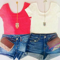 Cute summer from Areopostale