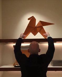 Origaming #Hermes #HermesHome