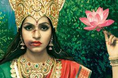 Segundo estatísticas, 68% das mulheres indianas sofrem violência doméstica. Para tentar mudar esta situação, uma agência de publicidade resolveu recorrer a um aspecto muito importante da cultura da Índia: a religião.